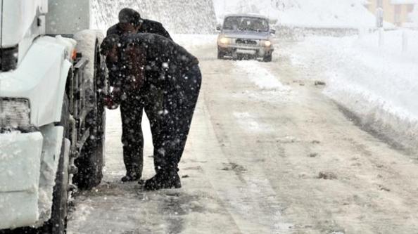 Meteoroloji'den 14 ile kar uyarısı!