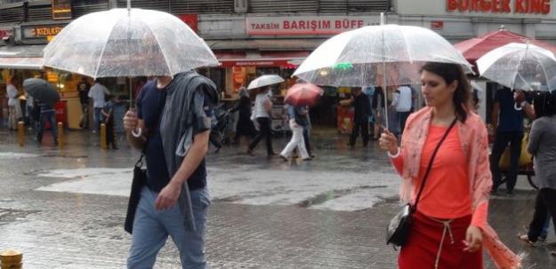 Meteoroloji'den 16 şehir ve 5 bölgeye uyarı...