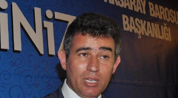 Metin Feyzioğlu: 'anayasa Mahkemesi Son Derece Yerinde Bir Karar Verdi'