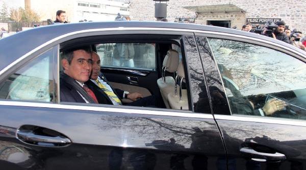 Metin Feyzioğlu, Başbakanlik Çalişma Ofisinde (1)