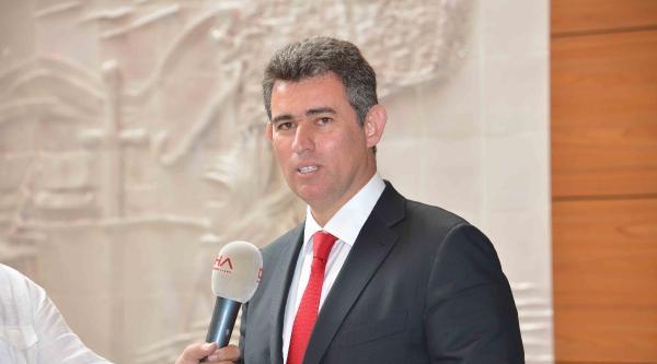 Metin Feyzioğlu Dha'ya Konuştu : Üzüldük Ve Şaşirdik (1)