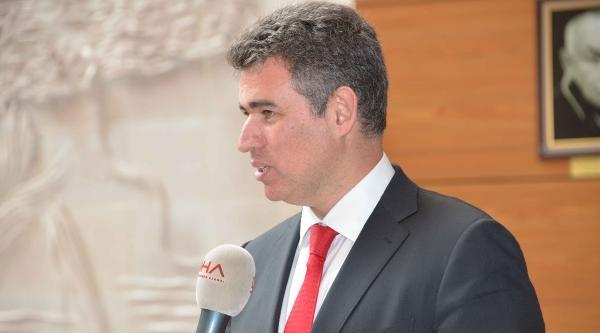 Metin Feyzioğlu Dha'ya Konuştu : Üzüldük Ve Şaşirdik (2)