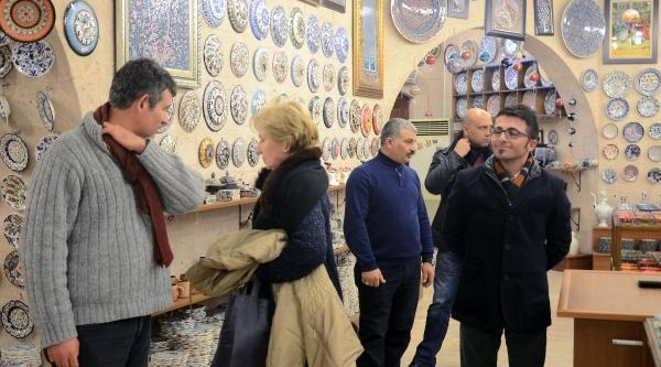 Metin Feyzioğlu'ndan Kapadokya Ziyareti