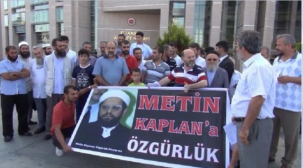 Metin Kaplan'dan Yeniden Yargılama Talebi