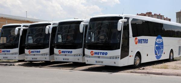 Metro Turizm'den 27 Milyon Euroluk Yatırım