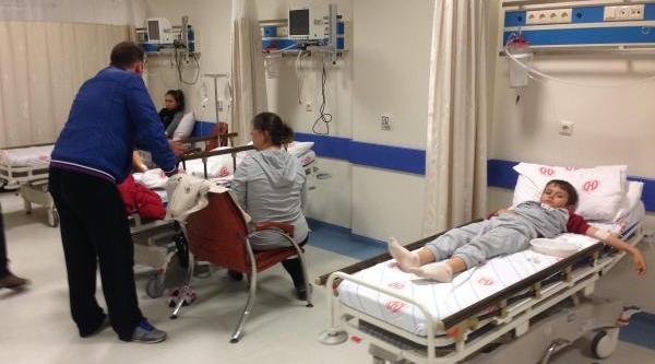 Mevlit Pilavi 25 Kişiyi Hastanelik Etti