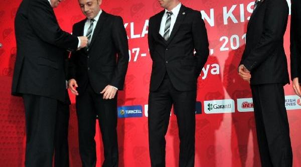 Mhk Üst Klasman Kiş Semineri Antalya'da Başladi (2)