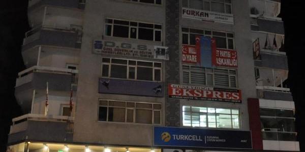 Mhp Diyarbakir'da Il Binasina Andimizi Asti
