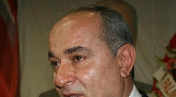 Mhp Düzce İl Başkanı Kazada Yaralandı