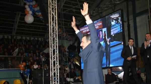 Mhp Eski Adapazarı İlçe Baskanı Ak Parti'ye Geçti