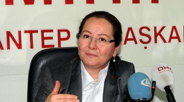 Mhp Genel Başkan Yardimcisi Ruhsar Demirel'Den Hükümet Ve Başbakan'A Eleştiri