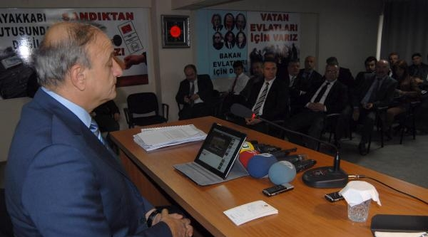 Mhp Grup Başkan Vekili Vural: İmam Hatibi Bitirmişsin Ama İftira Hatibi Olmuşsun