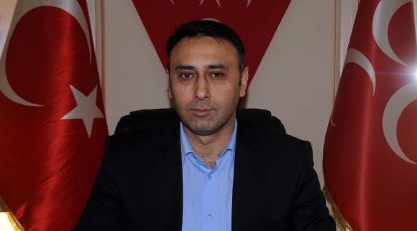 Mhp Il Başkani Polat: Zeyid Aslan Tokat Için Felakettir