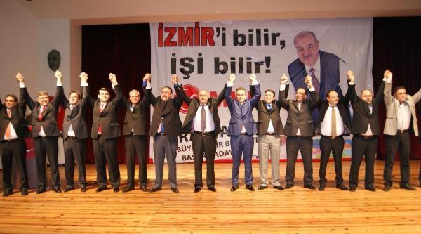 Mhp İzmir Adayı Taşer Projelerini Açıkladı