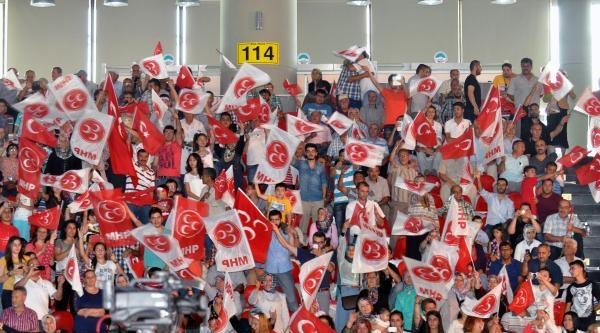 Mhp Lideri Bahçeli, Kayseri'de (2)