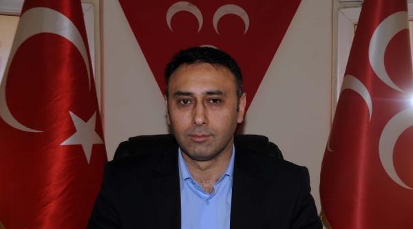 Mhp Tokat İl Başkanı Murat Polat İstifa Etti