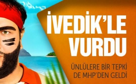 MHP'den Erdoğan'a Recep İvedik göndermesi