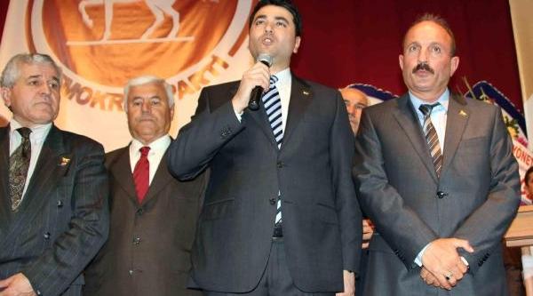 Mhp'den Istifa Eden Fethiye Belediye Başkani Dp Rozeti Takti
