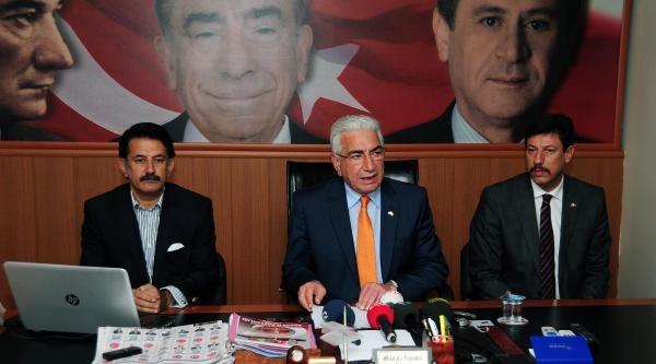 Mhp'li Bal: Akp Adana'da Baskıyla Sonucu Değiştirme Çabasi İçinde