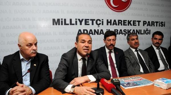 Mhp'li Başkan'dan 'hüseyin Sözlü' Yazan Montla Maça Alinmadik Iddiasi