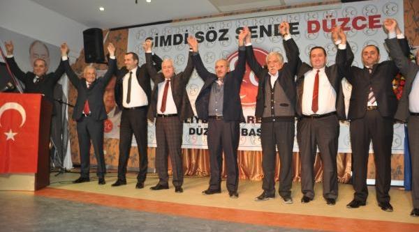 Mhp'li Durmaz: Başbakan Istifa Etmeli