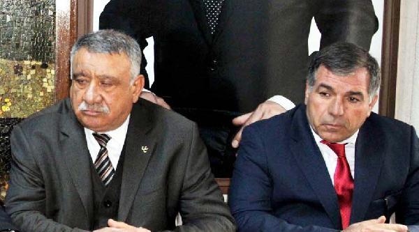 Mhp'li Eski Vekil Ve Kardeşini Yaralayan Şüpheli Tutuklandı