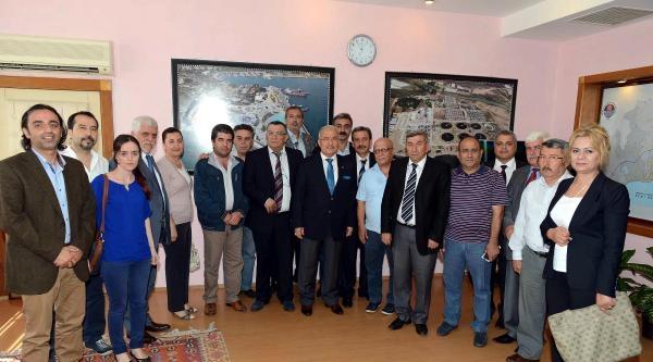 Mhp'li Kocamaz: Mersin Büyükşehir Belediyesi 1980 Model