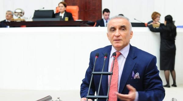 Mhp'li Milletvekili: Sahte Hesapla Adıma Tweet Yazılıyor