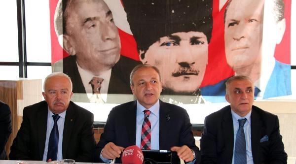Mhp'li Oktay Vural'dan, Başbakan Hakkında Suç Duyurusu