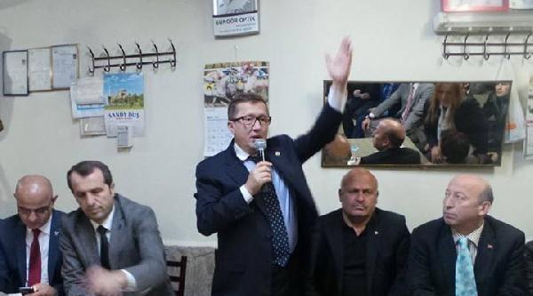 Mhp'li Türkkan: Allah Kimseyi Evladıyla  İmtihan Etmesin