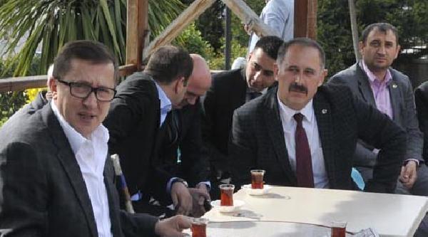 Mhp'li Türkkan: Başbakan Kendi Geleceği İçin Ülkeyi Ateşe Atmaktan Çekinmiyor