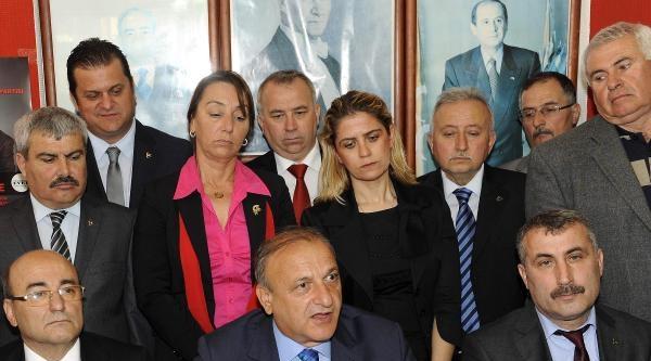 Mhp'li Vural: 21 Mart, Türkiye İçin Kara Bir Lekedir