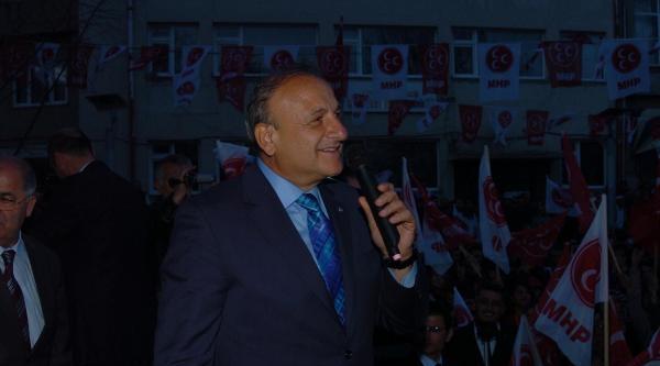Mhp'li Vural: 21 Mart, Türkiye İçin Kara Bir Lekedir (2)