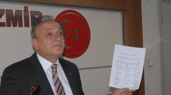 Mhp'li Vural: Erdoğan, Firavunlaştı