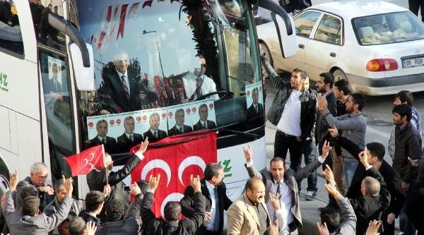 Mhp'li Vural: Milletvekilleri Tutuksuz Yargilanmali (2)