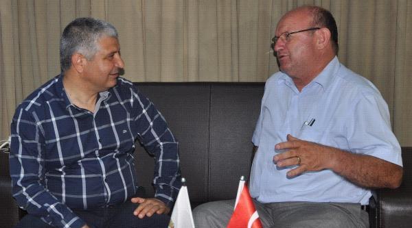 Mhp'li Yılmaz: İhsanoğlu'nun Cumhurbaşkanı Seçileceğine İnancimiz Tamdır