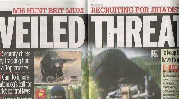 Mı6 İngiliz Kadın Cihatçıların Peşinde