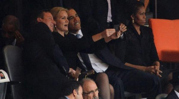 Michelle Obama'nin Kiskançlik Krizi