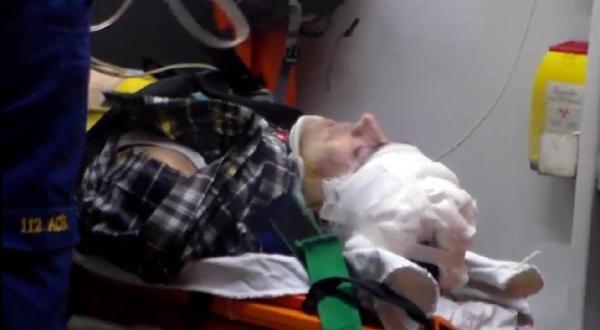 Mıcıra Giren Otomobil, Kontrolden Çikip Şarampole Yuvarlandı: 4 Yaralı