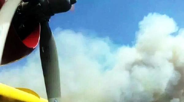 Milas Yangını 18.5 Saat Sonra Kontrol Altına Alındı (2)