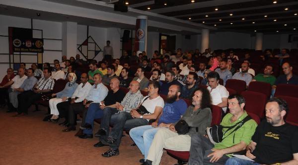 """Milletvekili Canalioğlu:""""trabzonspor'un Kupası Fenerbahçe Müzesinde Duruyor"""""""