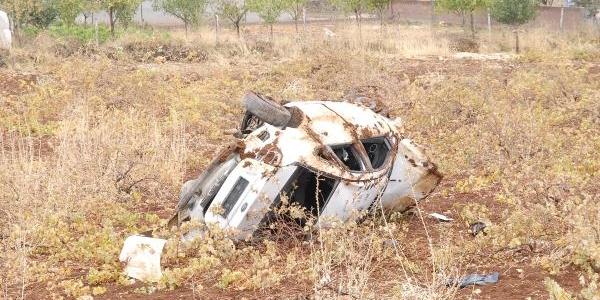 Milletvekilinin Konvoyunda Kaza: 1'i Ölü, 2 Yarali