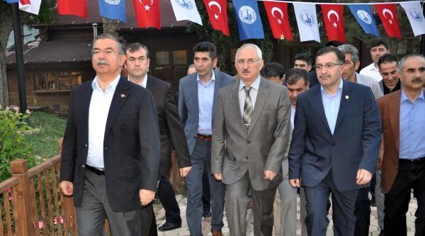 Milli Savunma Bakanı İsmet Yılmaz Sivas'ta