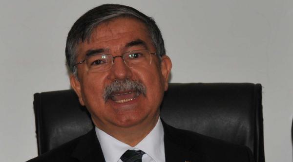 Milli Savunma Bakanı Yılmaz: Bedelli Çalişmasi Yok