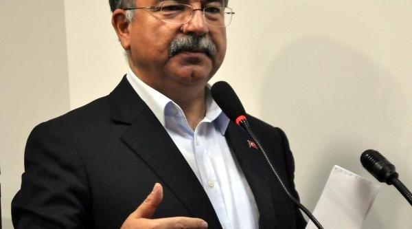 Milli Savunma Bakani Yilmaz Bitlis'Te