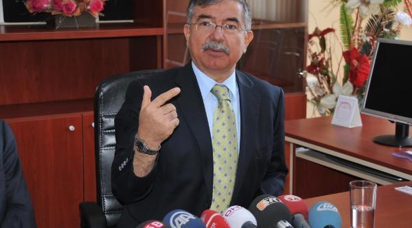 Milli Savunma Bakani Yilmaz'dan 'kürdistan' Tepkisi