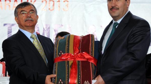Milli Savunma Bakani Yilmaz'dan 'kürdistan' Tepkisi (2)