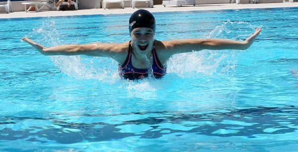 Milli Yüzücülerimiz Avusturya'da Madalyaya Doydu