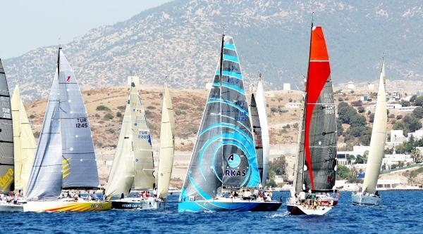 Milta Marina Cup Dostluk Etabıyla Start Aldı