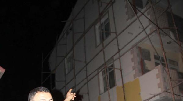 Minik Duhan 3'üncü Kat Penceresinden Düştü